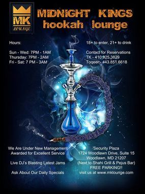 Midnight Kings Hookah Lounge