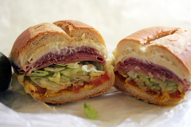 Eat a Sandwich!: Great Sandwiches in Los Angeles