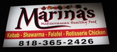 Marina's Mediterranean Healthy Food