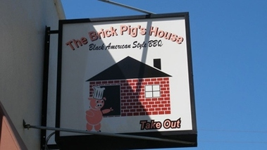 Brick Pig&#039;s House