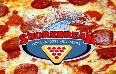 Shorebreak Pizza, Sports Bar &amp; Billards