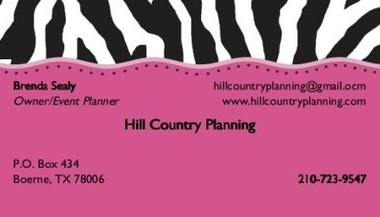 Hill Country Catering
