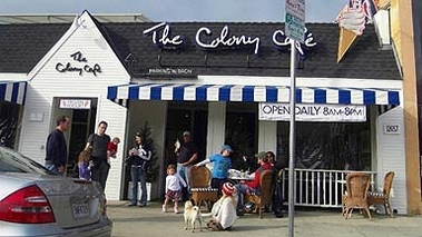 The Colony Cafe
