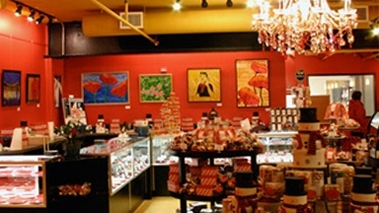 Artfully Chocolate Kingsbury Confections, ACKC