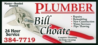 Bill Choate & Son Plumbing