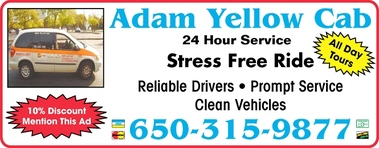 Adam Yellow Cab