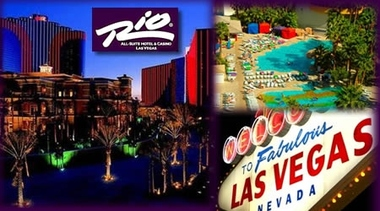 Rio All-Suite Hotel & Casino Las Vegas Hotels