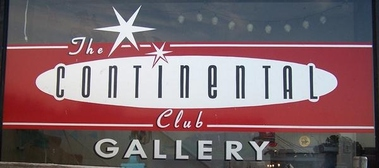 The Continental Club Gallery