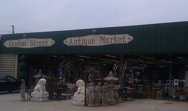 Canton Street Antique Market