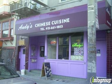 Andy&#039;s Chinese Cuisine