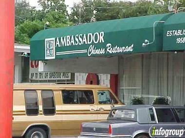 Ambassador Chinese Restaurant