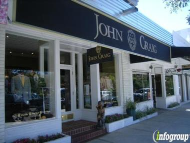 John Craig Mens Clothing Store