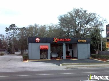 Texaco Xpress Lube