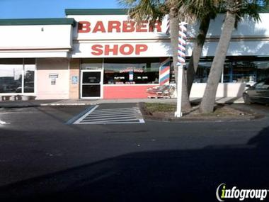 Jim's Barber Shop