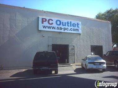 P C Outlet