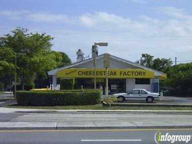 Spanx Cheesesteak Factory