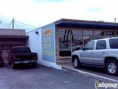 Jeff's Auto Body Repair Inc