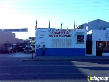 Pacific Beach Foreign Car Repair