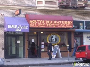 Morty's Delicatessen