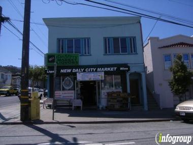 New Daly City Market