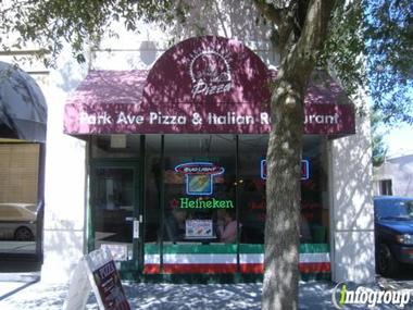 Park Avenue Pizzeria