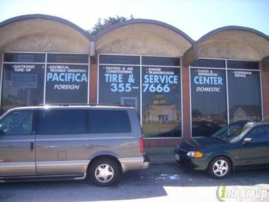 Pacifica Tire & Service Center