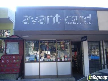 Avant Card