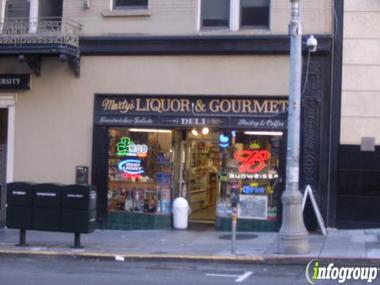 Marty's Liquor & Gourmet