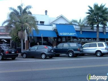 Pacific Beach Bar & Grill