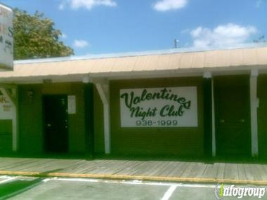 Valentines Nightclub Inc