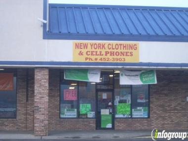 New York Clothing &amp; Phones