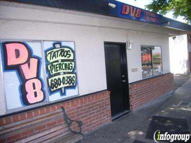 Dv8 Tattoos & Body Piercing