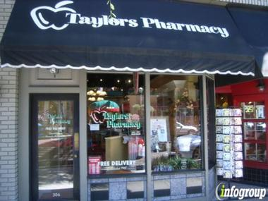 Taylor&#039;s Pharmacy