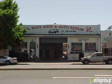 T K Auto Body