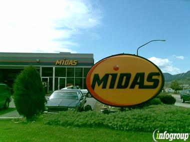 Midas Auto Service Experts