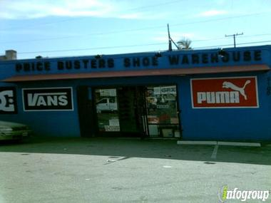 Price Busters Shoe Warehouse