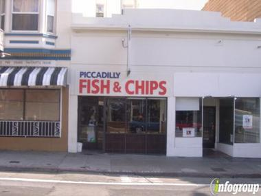 Piccadilly Fish &amp; Chips