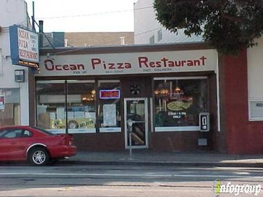 Ocean Pizza Restaurant