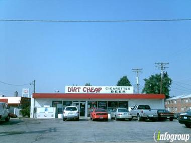 Dirt Cheap Cigarettes & Beer
