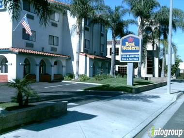Best Western-Los Alamitos Inn