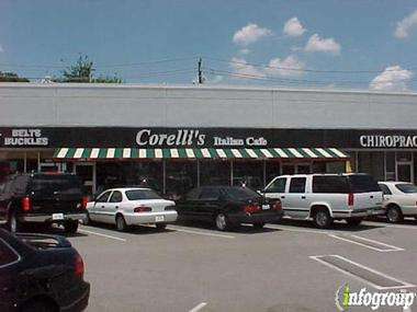 Corelli&#039;s Italian Cafe