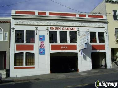 Union Street Garage Inc