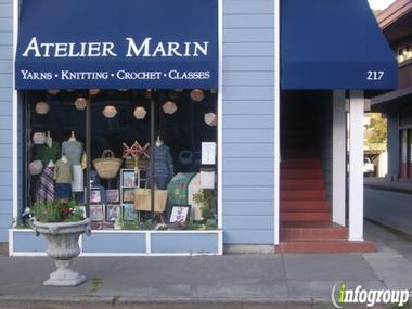 Atelier Yarns &amp; Atelier Marin