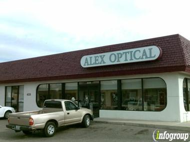 Alex Optical Inc