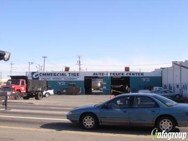Commercial Tire Co
