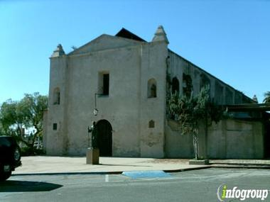 San Gabriel Mission Church