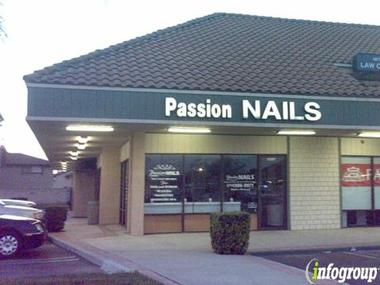 Passion Nails