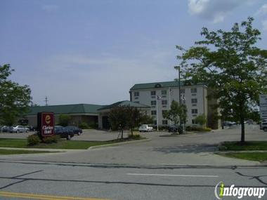 Clarion Hotel Cleveland East/beachwood