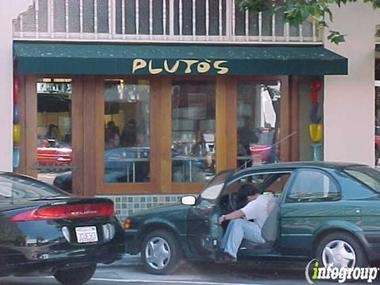 Pluto&#039;s