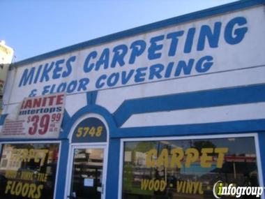 Mike&#039;s Carpeting